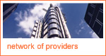 network of providers